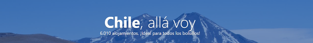 Viaja a Chile con Booking